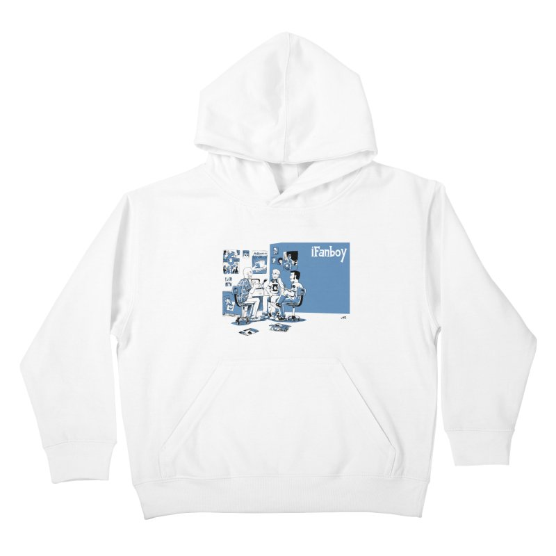 Pick of the Week Podcast Kids Pullover Hoody by iFanboy