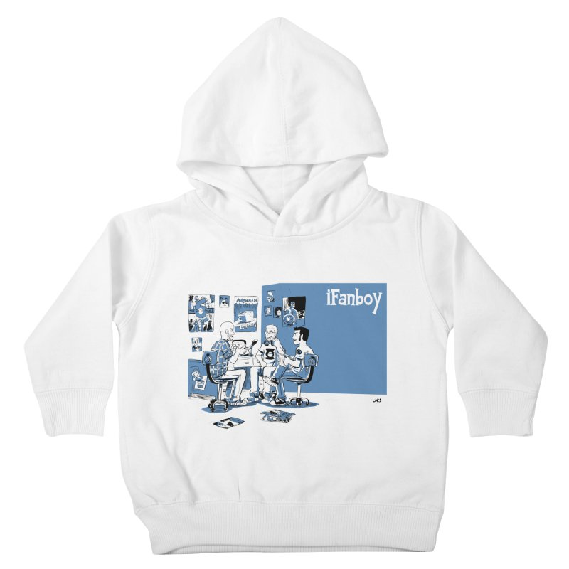 Pick of the Week Podcast Kids Toddler Pullover Hoody by iFanboy