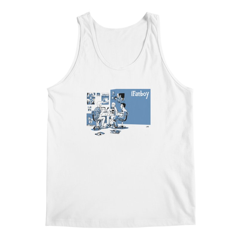 Pick of the Week Podcast Men's Tank by iFanboy