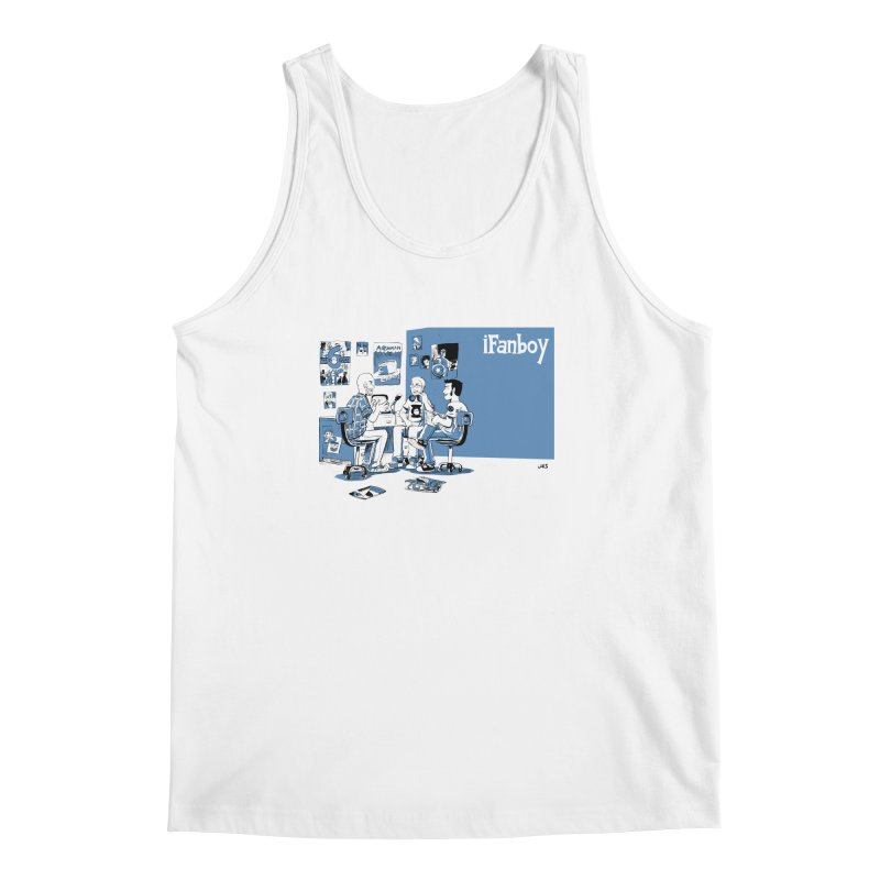 Pick of the Week Podcast Men's Regular Tank by iFanboy