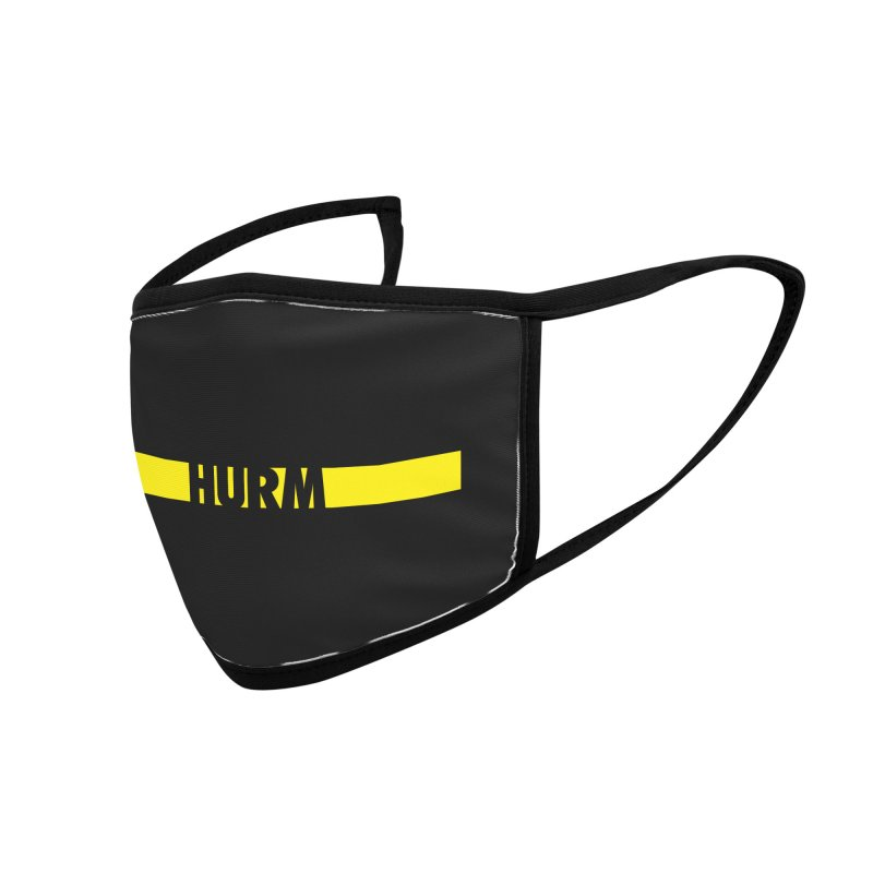 HURM Accessories Face Mask by iFanboy
