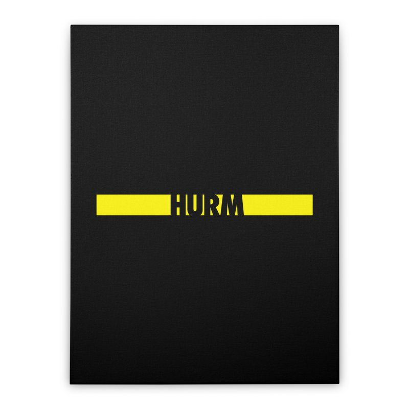 HURM Home Stretched Canvas by iFanboy
