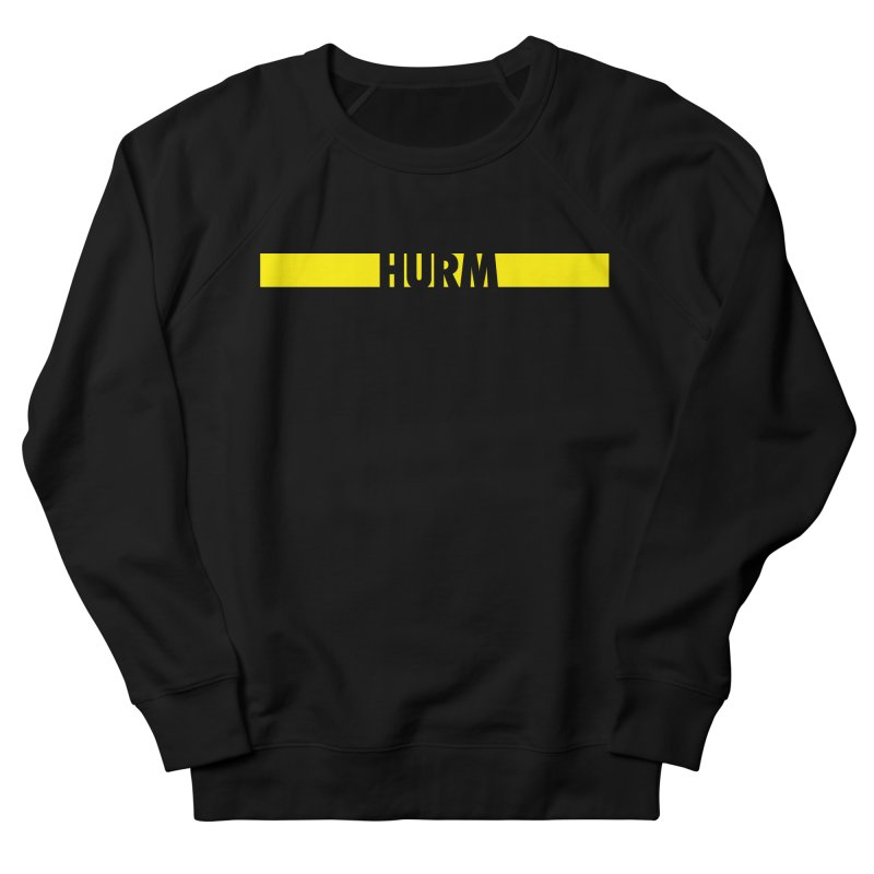 HURM Men's French Terry Sweatshirt by iFanboy