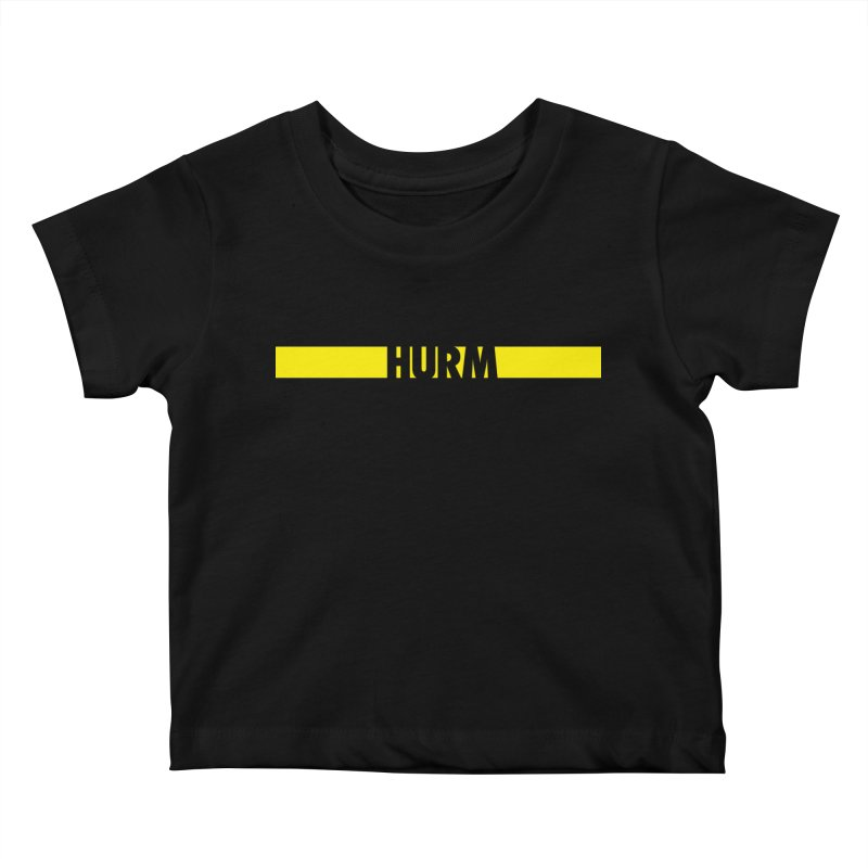 HURM Kids Baby T-Shirt by iFanboy