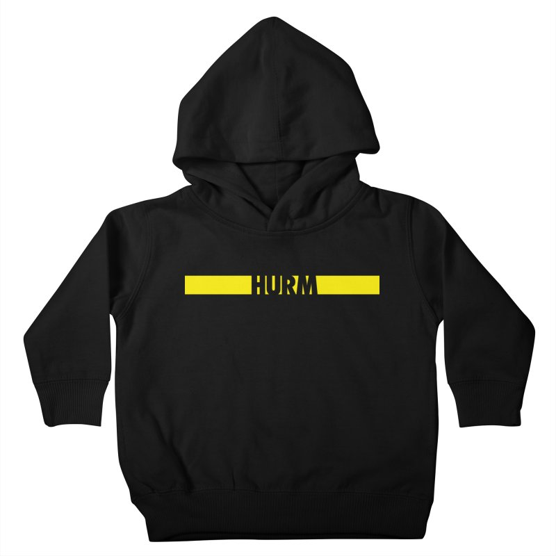 HURM Kids Toddler Pullover Hoody by iFanboy