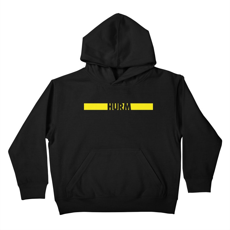 HURM Kids Pullover Hoody by iFanboy