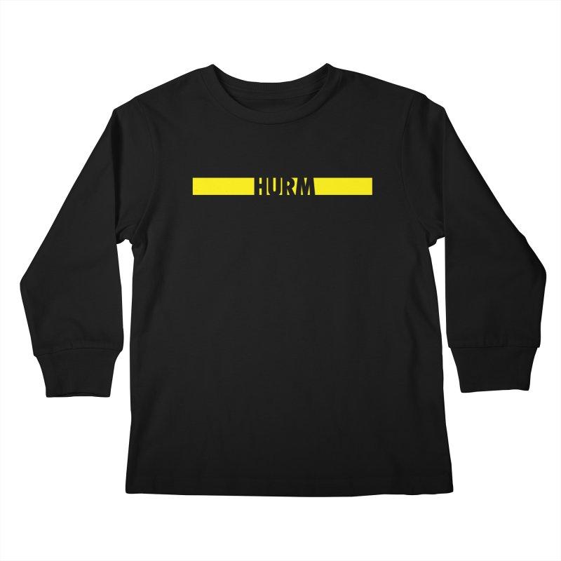 HURM Kids Longsleeve T-Shirt by iFanboy