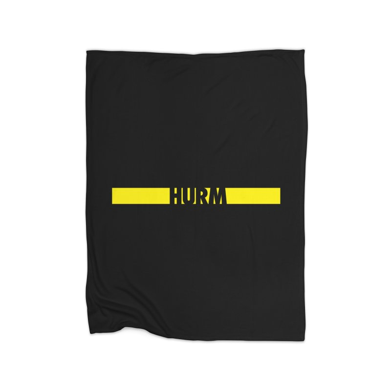HURM Home Fleece Blanket Blanket by iFanboy