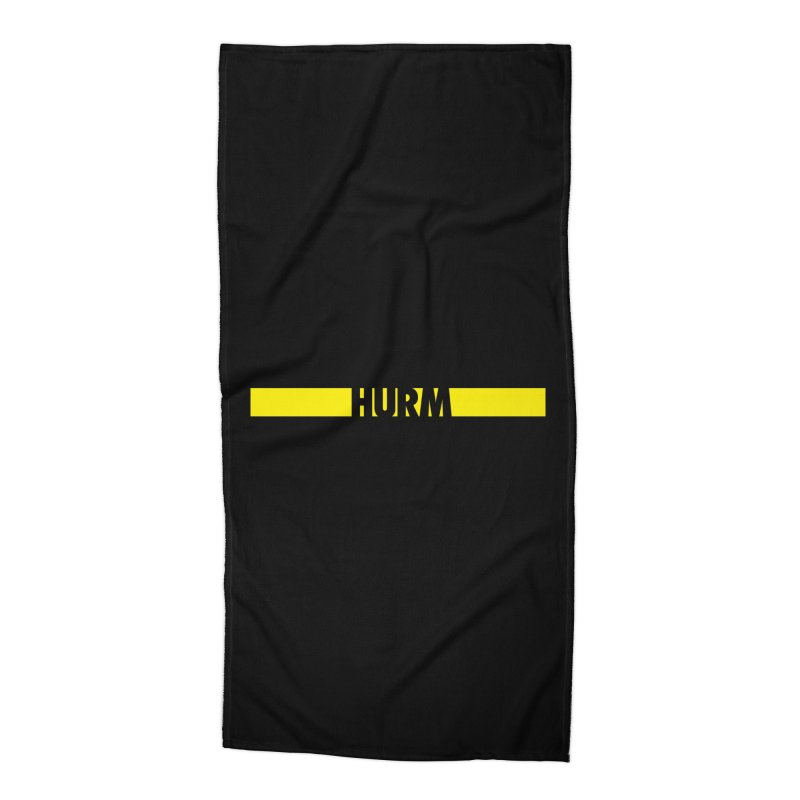 HURM Accessories Beach Towel by iFanboy
