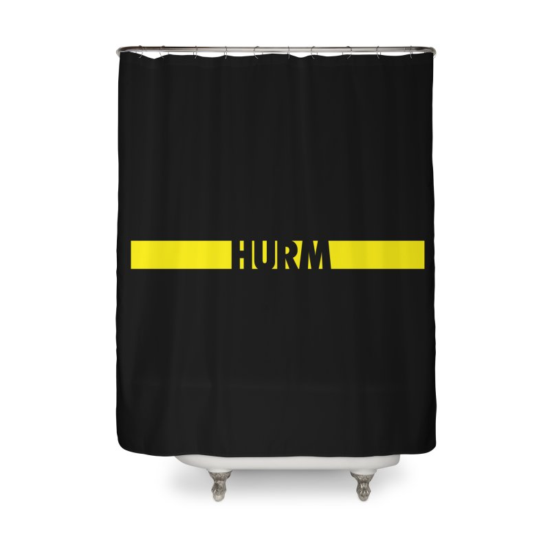 HURM Home Shower Curtain by iFanboy