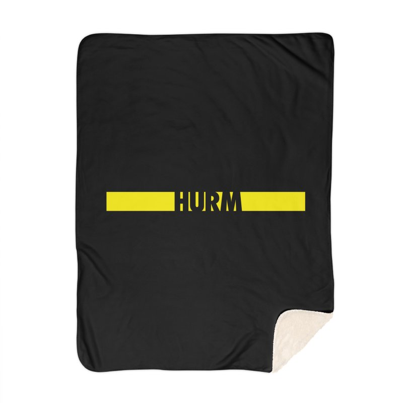 HURM Home Blanket by iFanboy