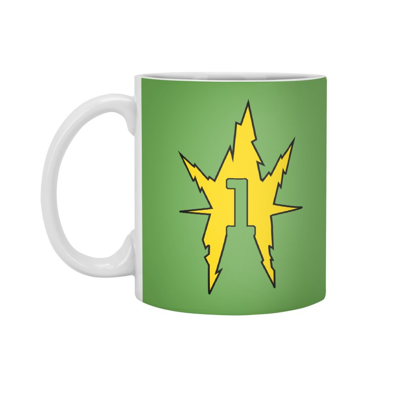 If One Is Electro... Accessories Mug by iFanboy