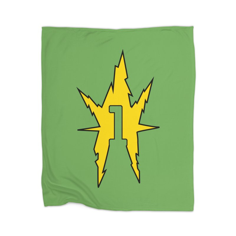 If One Is Electro... Home Blanket by iFanboy