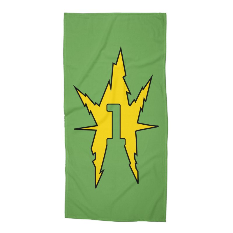 If One Is Electro... Accessories Beach Towel by iFanboy