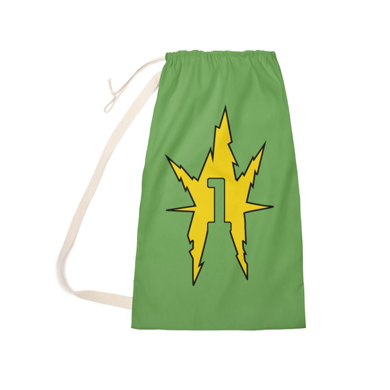 If One Is Electro... Accessories Laundry Bag Bag by iFanboy