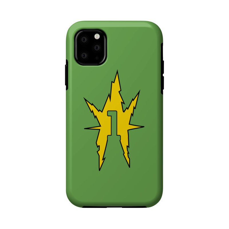 If One Is Electro... Accessories Phone Case by iFanboy