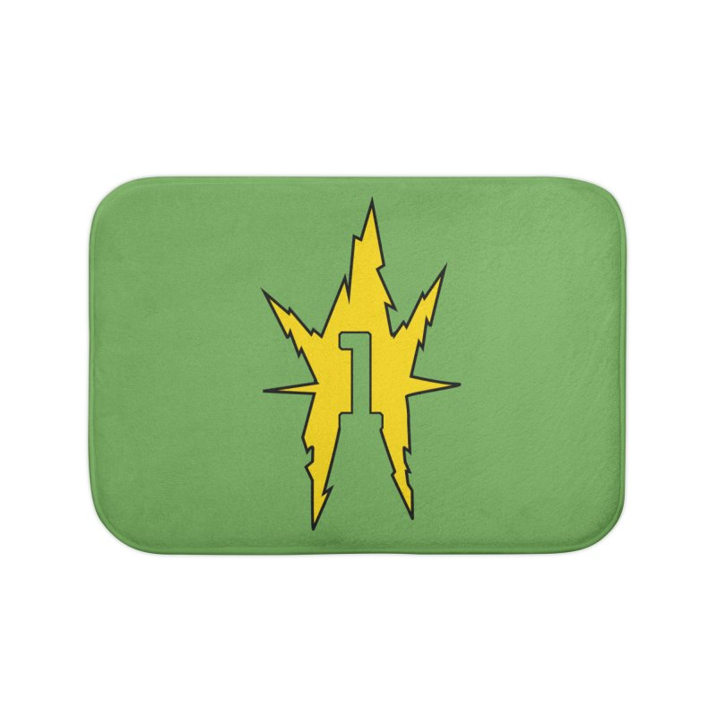 If One Is Electro... Home Bath Mat by iFanboy