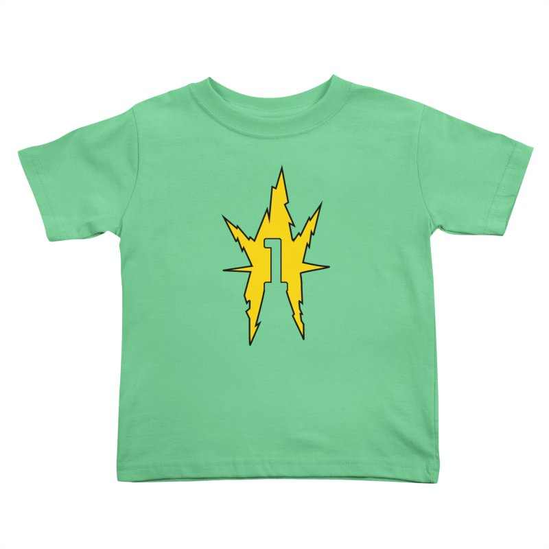 If One Is Electro... Kids Toddler T-Shirt by iFanboy