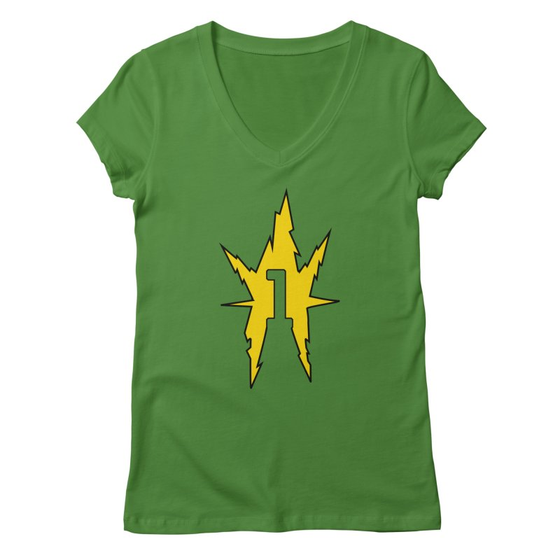 If One Is Electro... Women's V-Neck by iFanboy