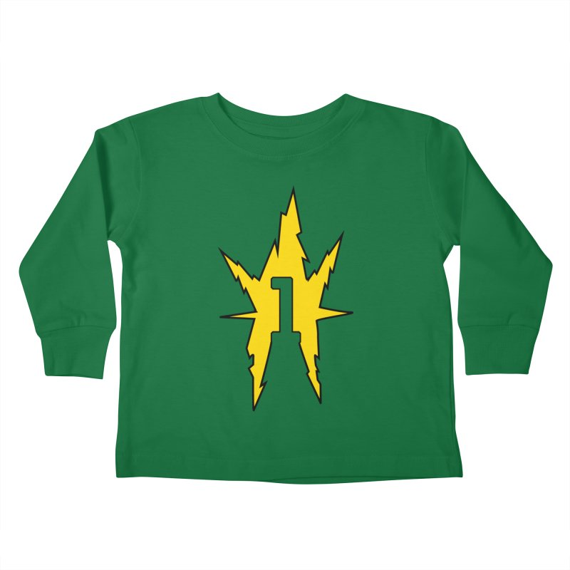 If One Is Electro... Kids Toddler Longsleeve T-Shirt by iFanboy