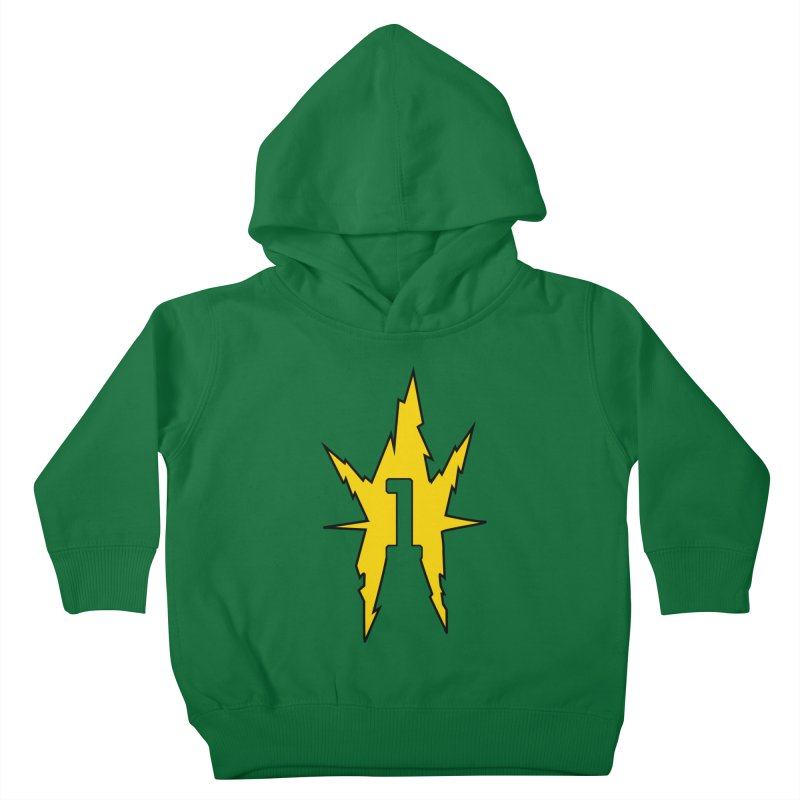 If One Is Electro... Kids Toddler Pullover Hoody by iFanboy
