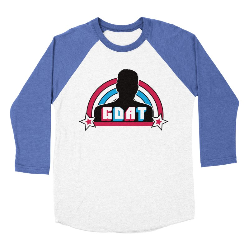 GDAT Women's Baseball Triblend T-Shirt by iFanboy