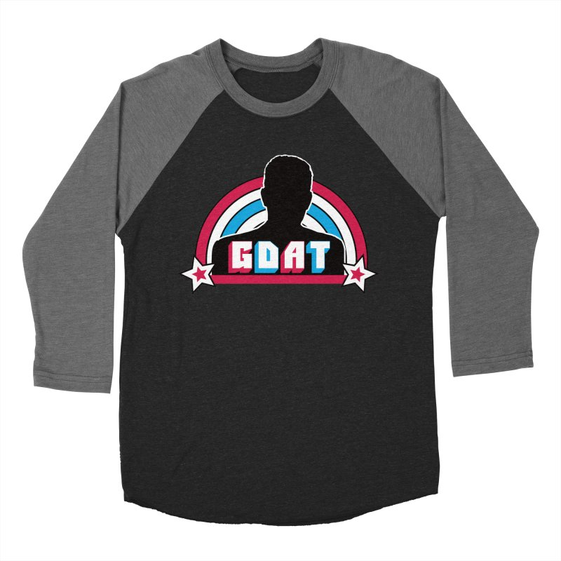 GDAT Women's Baseball Triblend Longsleeve T-Shirt by iFanboy