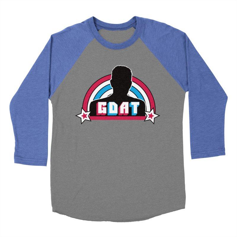 GDAT Men's Baseball Triblend T-Shirt by iFanboy