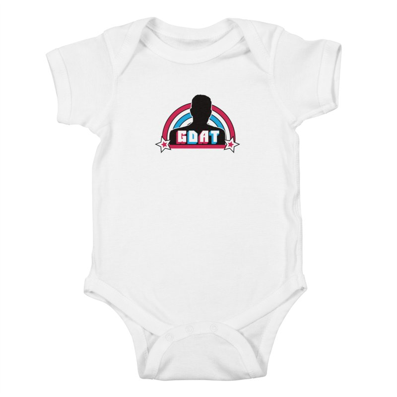 GDAT Kids Baby Bodysuit by iFanboy