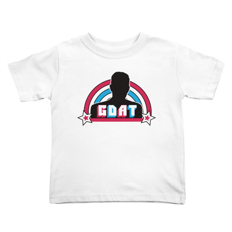 GDAT Kids Toddler T-Shirt by iFanboy