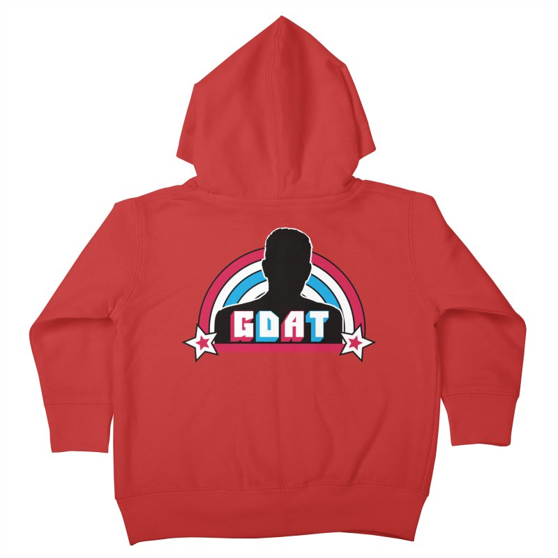 GDAT Kids Toddler Zip-Up Hoody by iFanboy