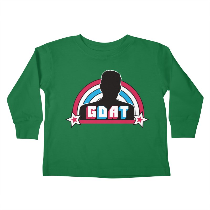 GDAT Kids Toddler Longsleeve T-Shirt by iFanboy