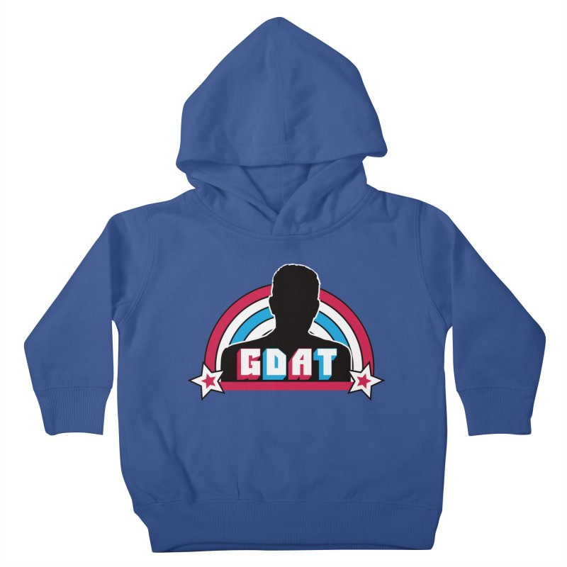 GDAT Kids Toddler Pullover Hoody by iFanboy