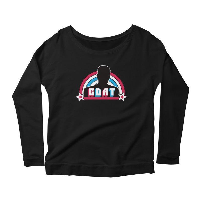 GDAT Women's Scoop Neck Longsleeve T-Shirt by iFanboy