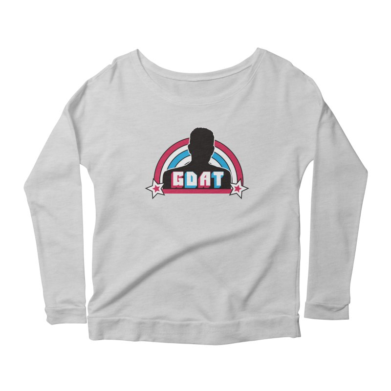 GDAT Women's Scoop Neck Longsleeve T-Shirt by iFanboy