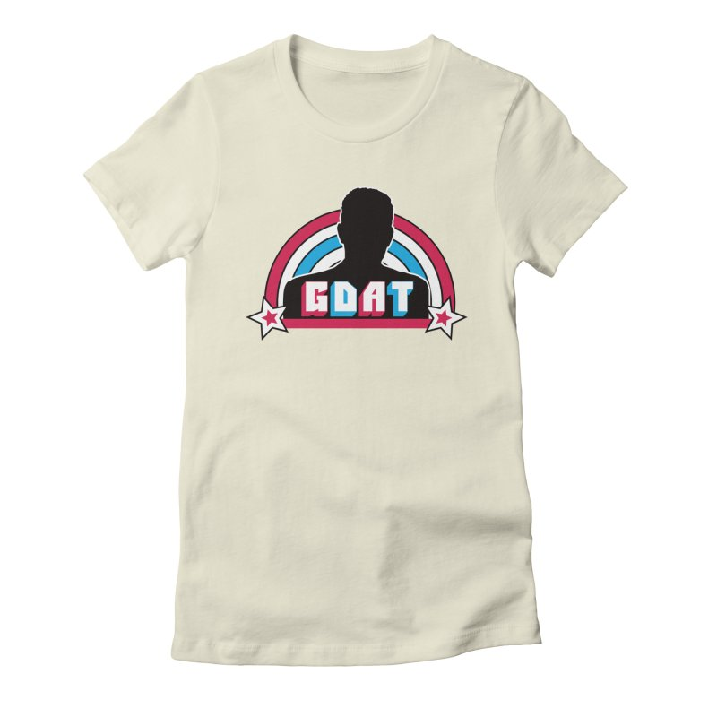GDAT Women's Fitted T-Shirt by iFanboy