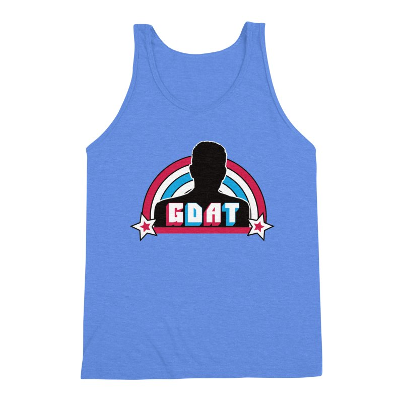 GDAT Men's Triblend Tank by iFanboy