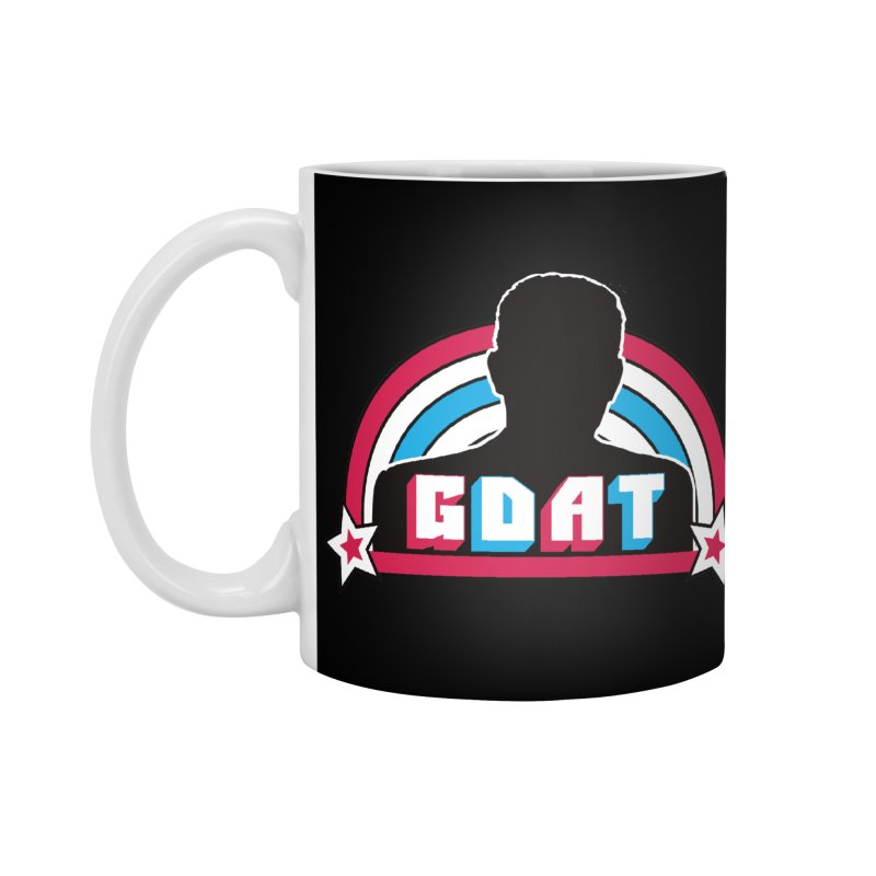 GDAT Accessories Standard Mug by iFanboy