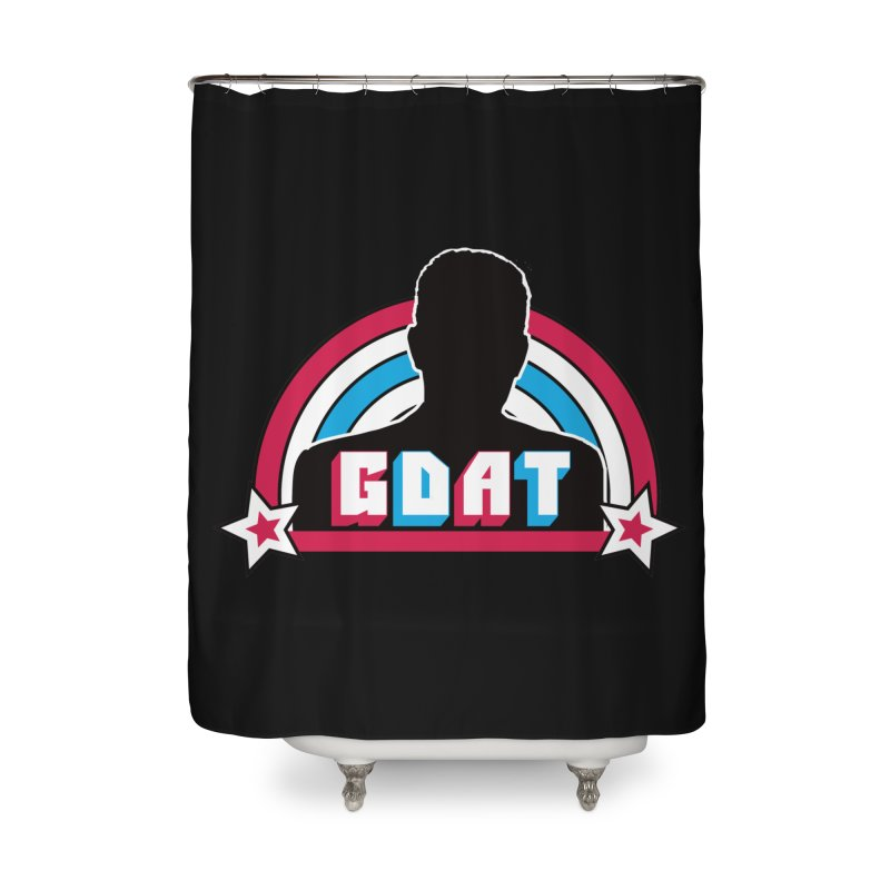 GDAT Home Shower Curtain by iFanboy