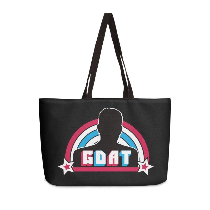 GDAT Accessories Weekender Bag Bag by iFanboy