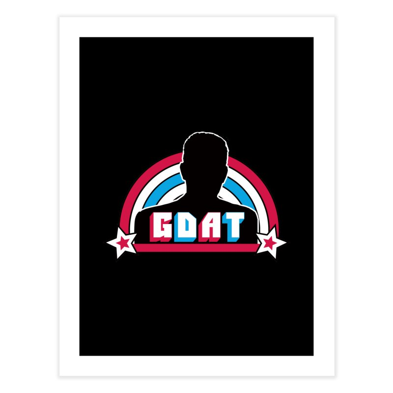 GDAT Home Fine Art Print by iFanboy