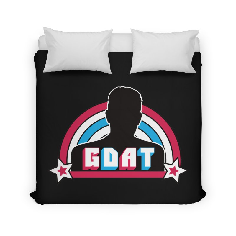 GDAT Home Duvet by iFanboy