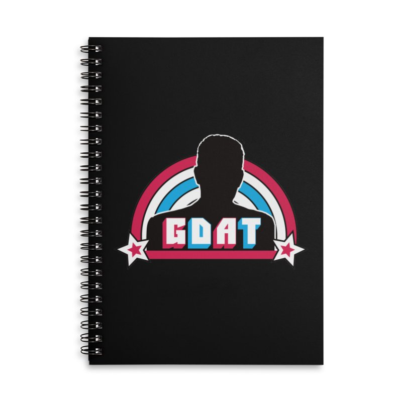 GDAT Accessories Notebook by iFanboy