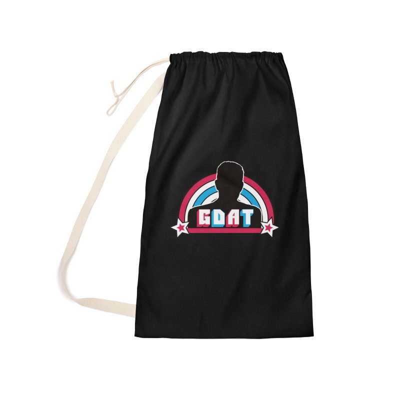 GDAT Accessories Laundry Bag Bag by iFanboy