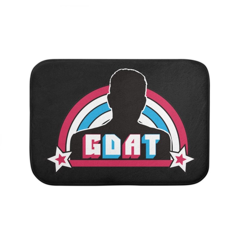 GDAT Home Bath Mat by iFanboy