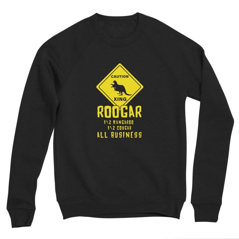 Roogar Women's Sweatshirt by iffopotamus