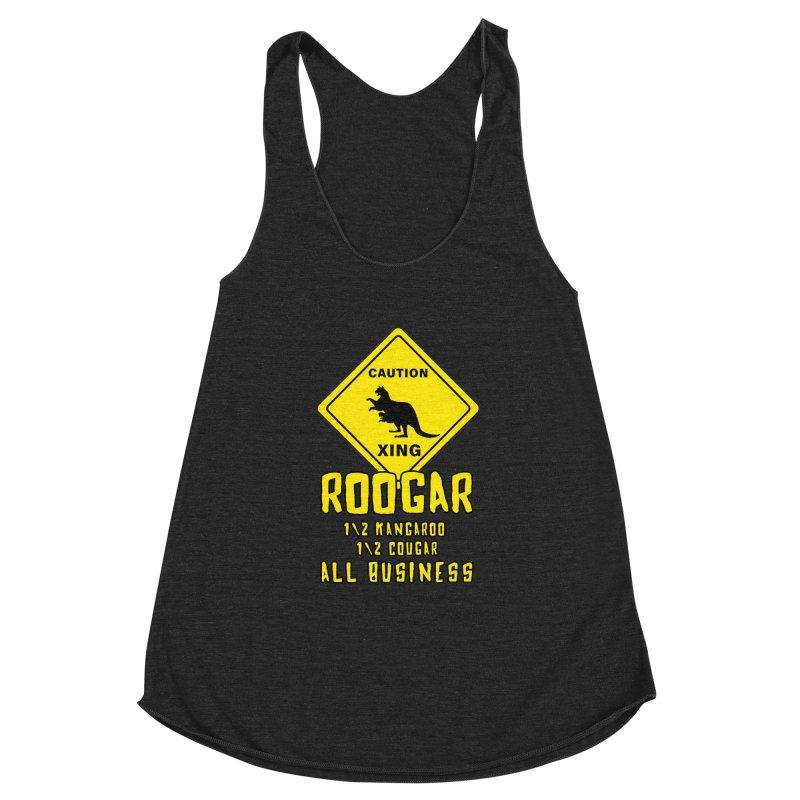 Roogar Women's Tank by iffopotamus