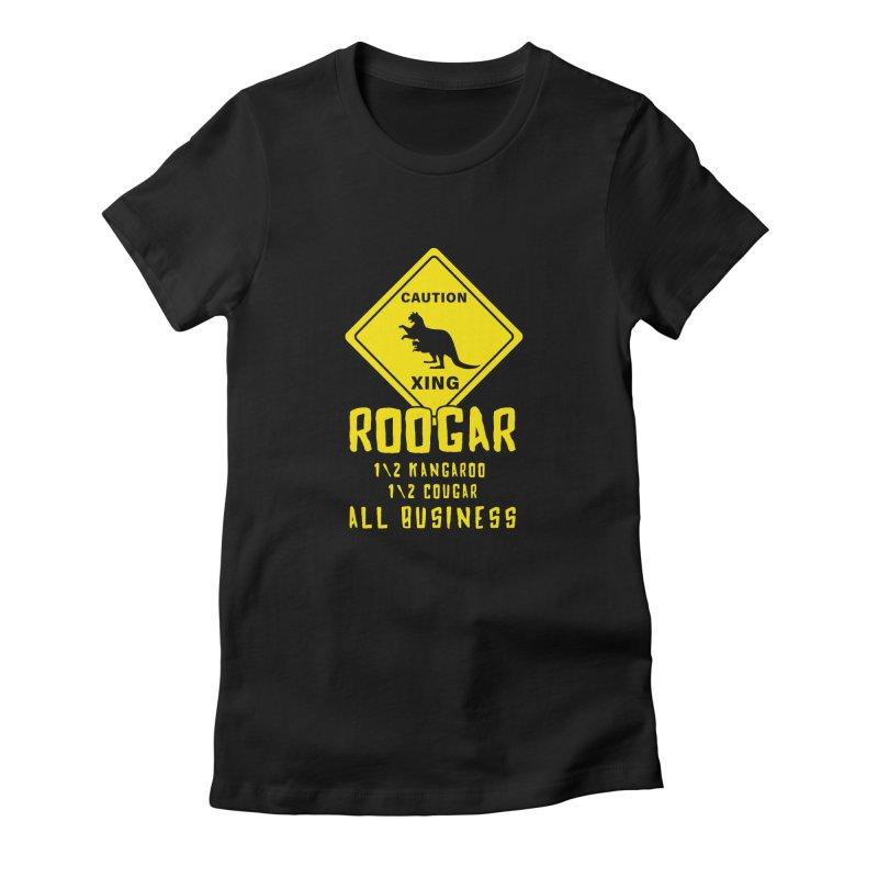 Roogar Women's T-Shirt by iffopotamus