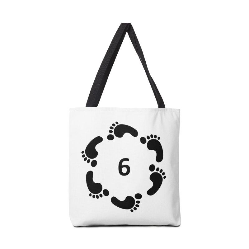 6 Feet Accessories Bag by iffopotamus