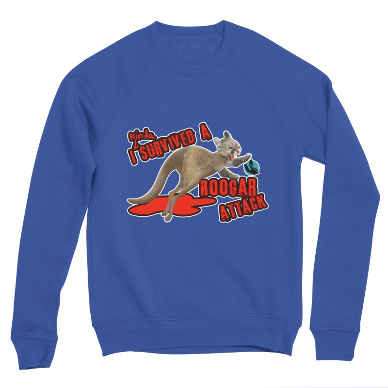 I Kinda Survived a Roogar Attack Women's Sweatshirt by iffopotamus